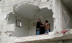 US Senate Supports Israeli Attacks on Gaza