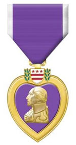 Pentagon: Soldiers with PTSD Cannot Receive Purple Heart