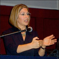 Author Naomi Klein Spoke at MSU on Disaster Capitalism, Resistance, and the Current Economic Crisis