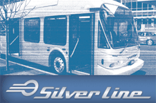 Grand Rapids Silver Line Bus Rapid Transit (BRT)