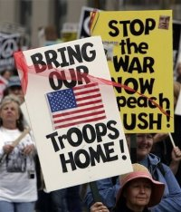 iraq war protest planned for saturday in downtown grand rapids