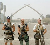 Blackwater Receives New Iraq Contracts
