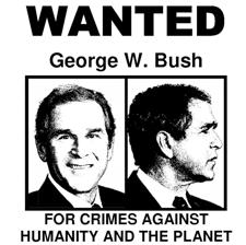 George W. Bush is Speaking in Benton Harbor