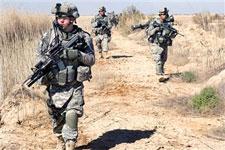 Obama Relabeling Combat Brigades in Iraq