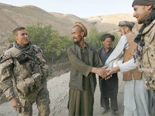 Center for American Progress Afghanistan Report Supports Obama Policy