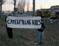 Caterpillar Kills