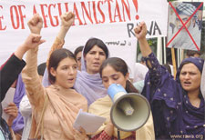 Afghanistan Women's 'Liberation': Rape Allowed in Marriage