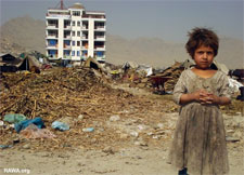 U.S. Afghanistan War and Women