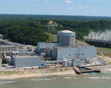 photo of palisades nuclear plant