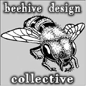 beehive design collective graphic